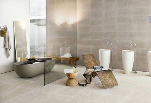 10 mooie badkamer ontwerpen interieur inrichting - Spa ontwerp ...