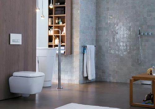 10 mooie badkamer ontwerpen interieur inrichting - Mooie eigentijdse badkamer ...
