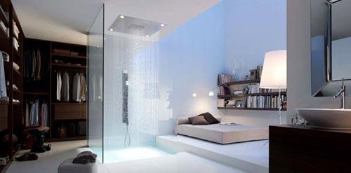 10 mooie badkamer ontwerpen interieur inrichting for Slaapkamer ontwerpen