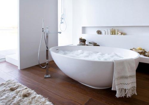10 mooie badkamer ontwerpen