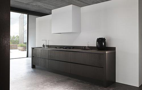 Minimalistische keuken van Piet Boon