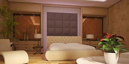 Feyenoord spullen voor slaapkamer : romantische slaapkamer2