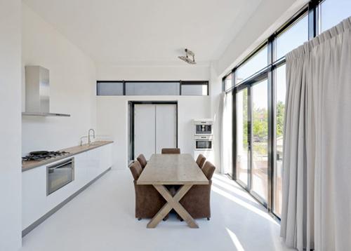 Interieur inrichting villa aalsmeer interieur inrichting - Moderne entree meubels ...