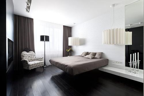 Slaapkamer Bruin Wit : Klassieke slaapkamer door allexandra fodorova interieur inrichting