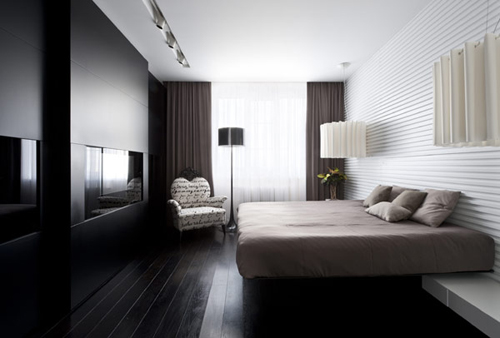 klassieke slaapkamer door allexandra fodorova interieur. Black Bedroom Furniture Sets. Home Design Ideas