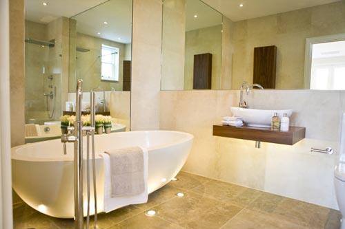 Luxe badkamer door blanca sanchez interieur inrichting - Luxe badkamer design ...