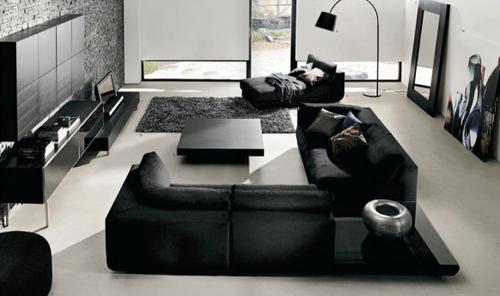 Moderne woonkamer van BoConcept | Interieur inrichting