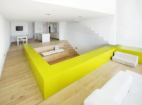 Open interieur inrichting in Girona