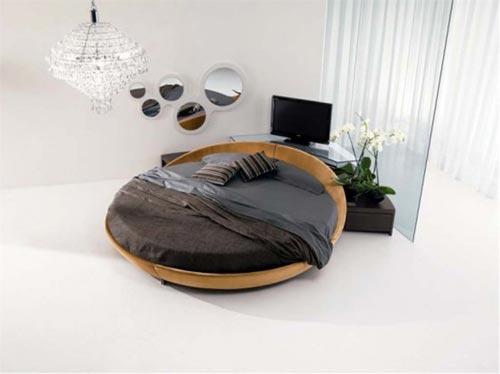 Slaapkamer Rond Bed : luxe slaapkamer rond bed ronde bedden slaapkamer slaapkamer idee?n