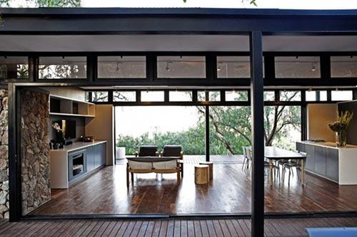 Interieur villa Johannesburg