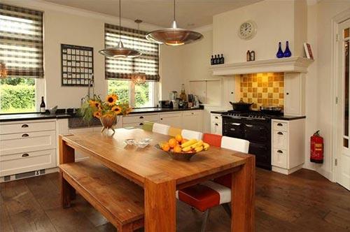 Landelijke keuken in Barneveld