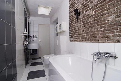 Luxe badkamer herenhuis in Utrecht   Interieur inrichting