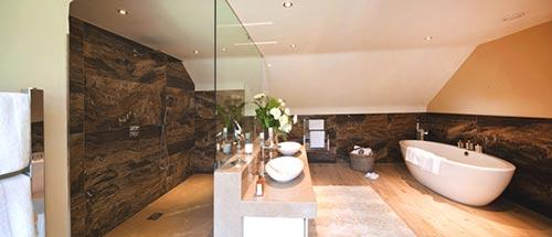 Luxe badkamer door millegate homes pictures for Interieur tekenen
