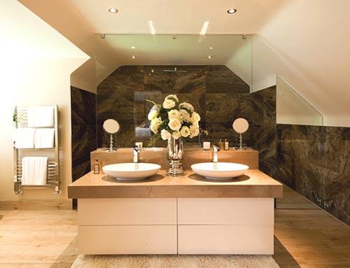 Luxe Badkamer Interieur : Luxe badkamer door millegate homes interieur inrichting