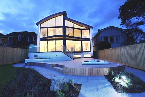 Luxe Interieur Inrichting : Luxe interieur inrichting met uitzicht interieur inrichting