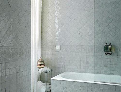 Marokkaanse badkamer van Hotel Daniel