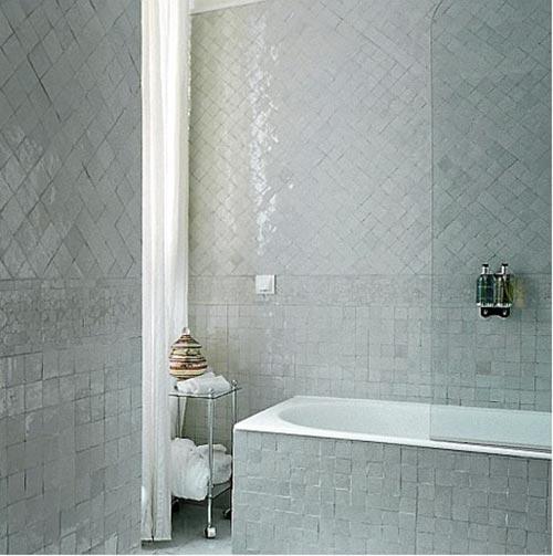 Marokkaanse badkamer van Hotel Daniel | Interieur inrichting