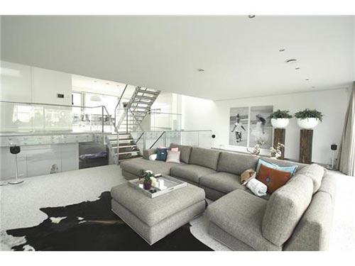 Moderne open interieur villa verkocht in Amsterdam : Interieur ...