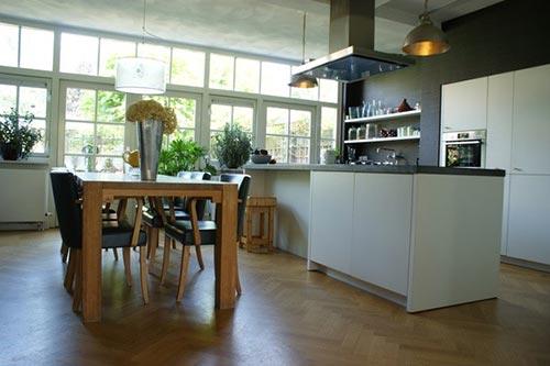 Moderne Keuken In Herenhuis : herenhuis keuken Keuken keuken herenhuis ...