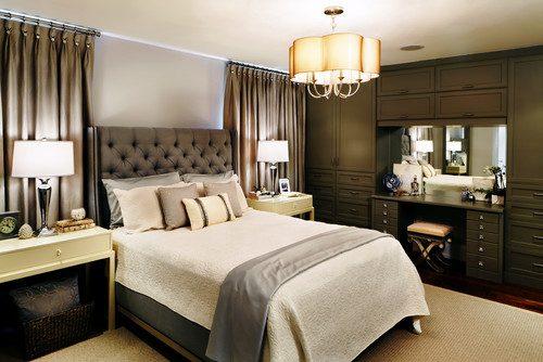 Elegante slaapkamer door Sealy Design