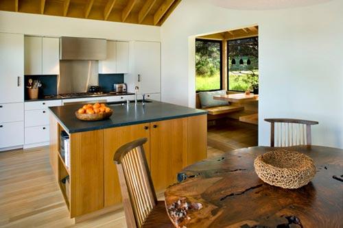 Keuken Met Zithoekje : Mooie keuken met zithoek interieur inrichting