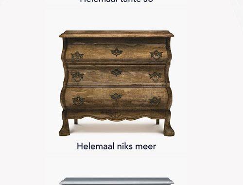Upcycling door Histor: maak oude meubels weer helemaal trendy