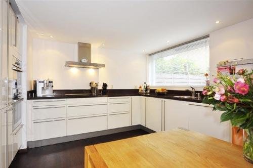U Vormige Keuken : U vormige keuken uit s gravenhage interieur inrichting