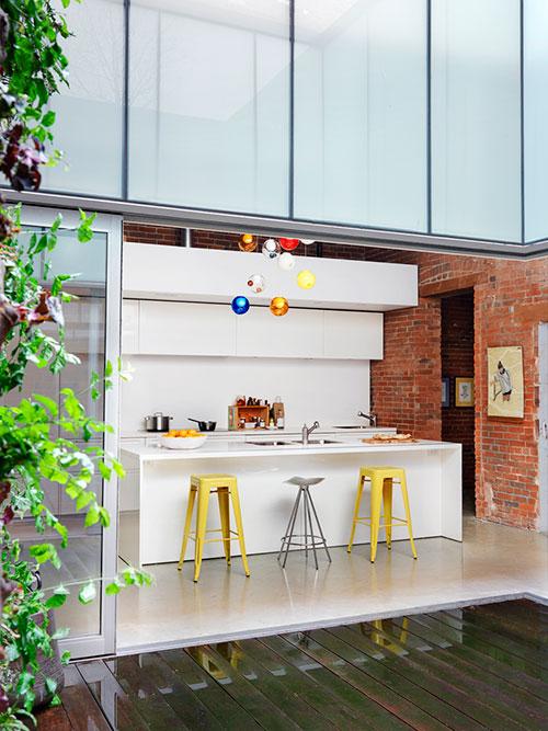 Industri le interieur inrichting loft vancouverinterieur inrichting interieur inrichting - Keuken industriele loft ...
