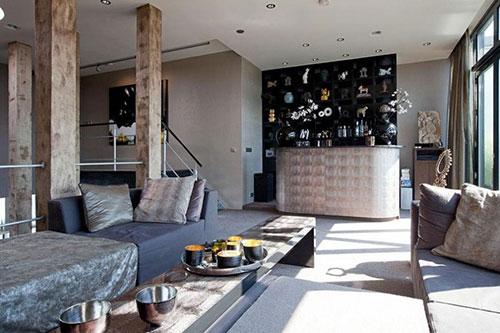 Moderne appartement Piet Heinkade Amsterdam