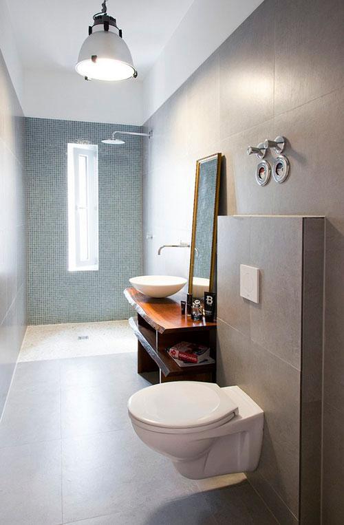 Spa badkamer klein appartement in berlijn interieur inrichting - Decoratie klein appartement ...