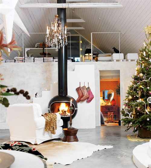 Best Kerst Inrichting Woonkamer Gallery - Raicesrusticas.com ...