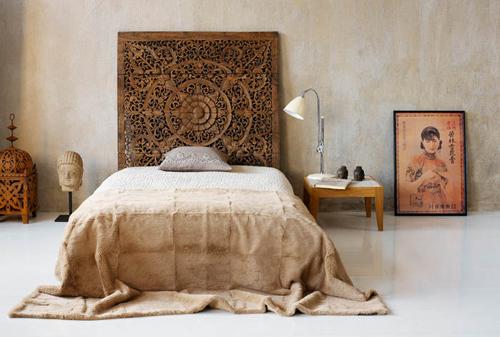 Aziatische slaapkamer inrichten
