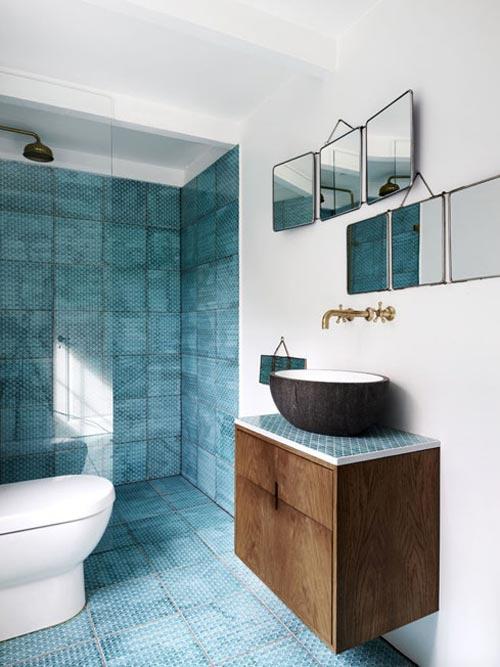 Badkamer ideeën van interieurstylist Stine Langvad | Interieur ...