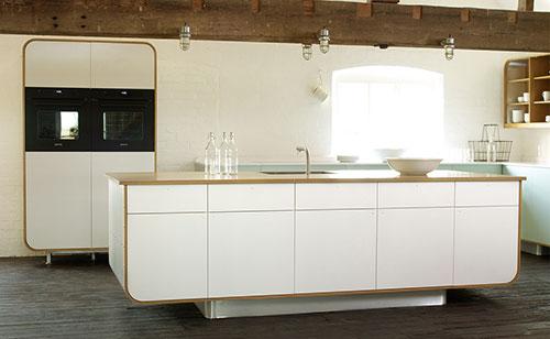 Air devol keukens interieur inrichting - Vintage keukens ...