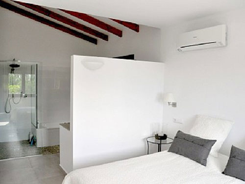 Airco slaapkamer | Interieur inrichting