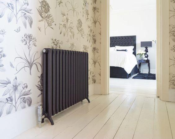 Radiator Woonkamer Meubels : Antieke radiatoren interieur inrichting
