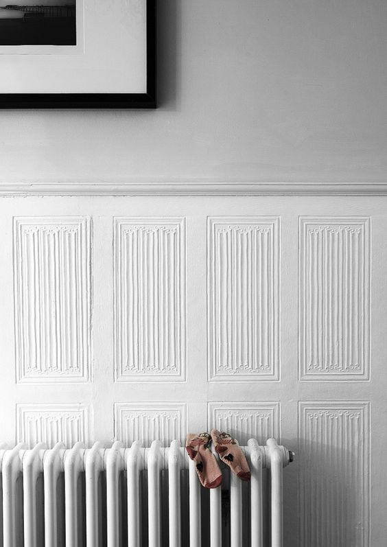 Antieke radiatoren
