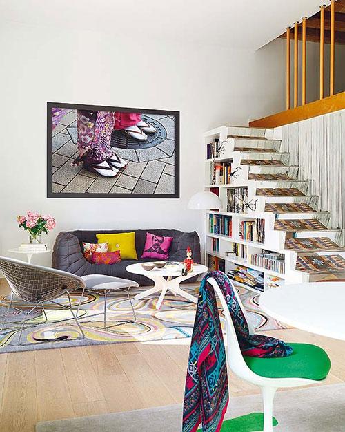 Interieur Ideeen Woonkamer Kleuren: And tvs on woonkamer herinrichten ...