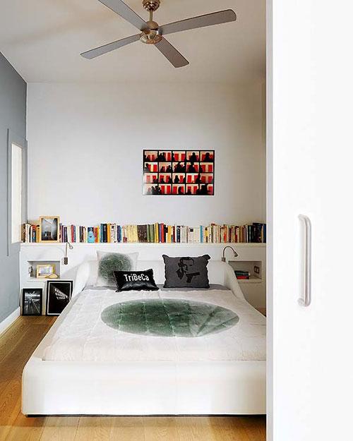Appartement in Barcelona met vrolijke interieur kleuren