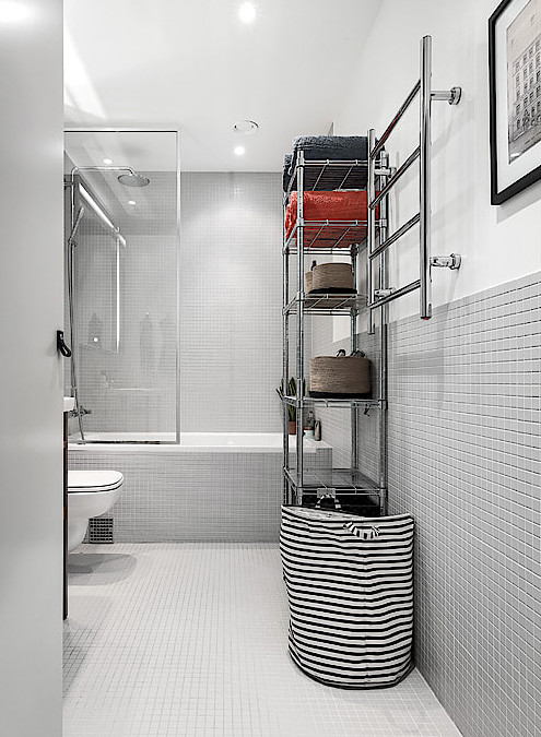 Dit appartement is praktisch en perfect gestyled