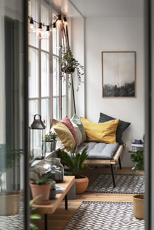 Dit appartement is praktisch en perfect gestyled