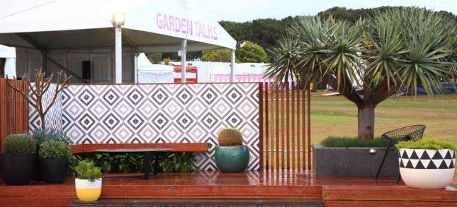 Award-winnend tuin ontwerp