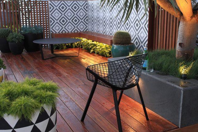 Award winnend tuin ontwerp interieur inrichting
