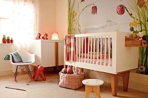 baby slaapkamer inrichten | interieur inrichting, Deco ideeën