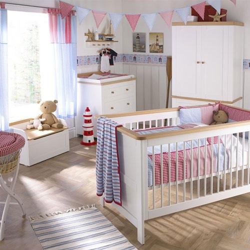 Baby slaapkamer inrichten interieur inrichting - Baby slaapkamer ...