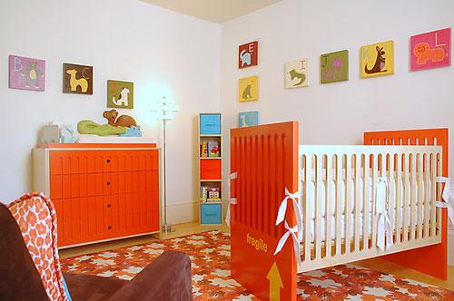 Slaapkamer Peuter Inrichten : Baby slaapkamer ideeen : Baby slaapkamer ...
