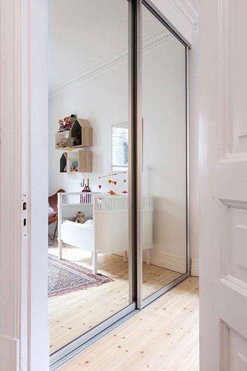 Babykamer inrichten naast eigen slaapkamer  Interieur inrichting