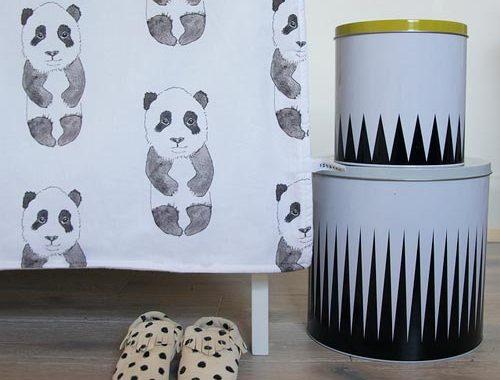 Babykamer met Rebecca Kiff prints