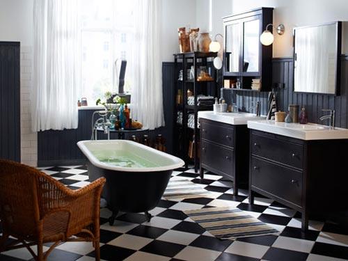 Ikea Badkamer Idee : Badkamer ideeën van ikea interieur inrichting