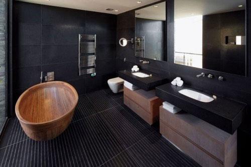 Badkamer ideeën tegels